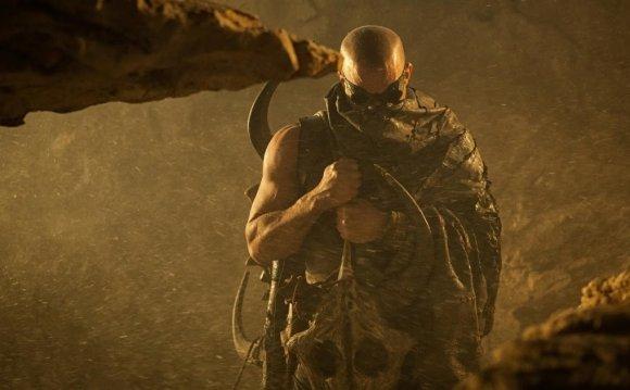 Riddick 2: Кадры с фильма
