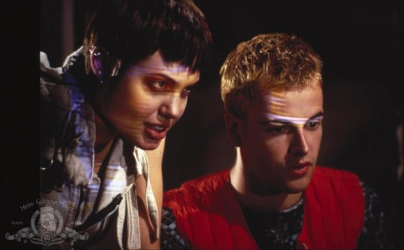 Кадр из фильма «Хакеры»