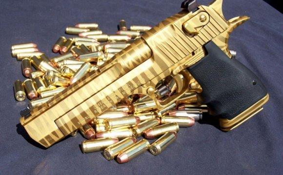 Самый бесполезный пистолет в