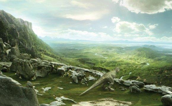 Скриншоты: Тарбозавр 3D